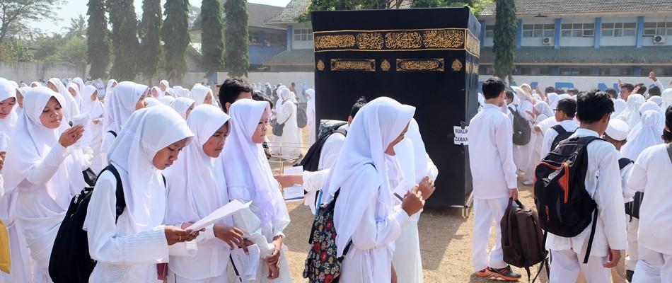 Manasik Pelajar Kecamatan Kalasan 2019