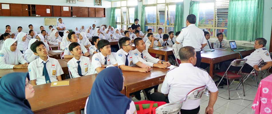 Trans Jogja Goes to School 2019