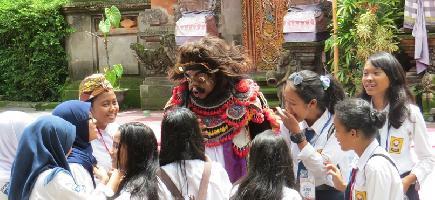 Spensaka Trip to Bali 2014