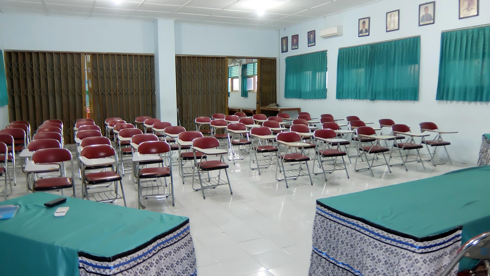 Ruang Aula SMP Negeri 1 Kalasan