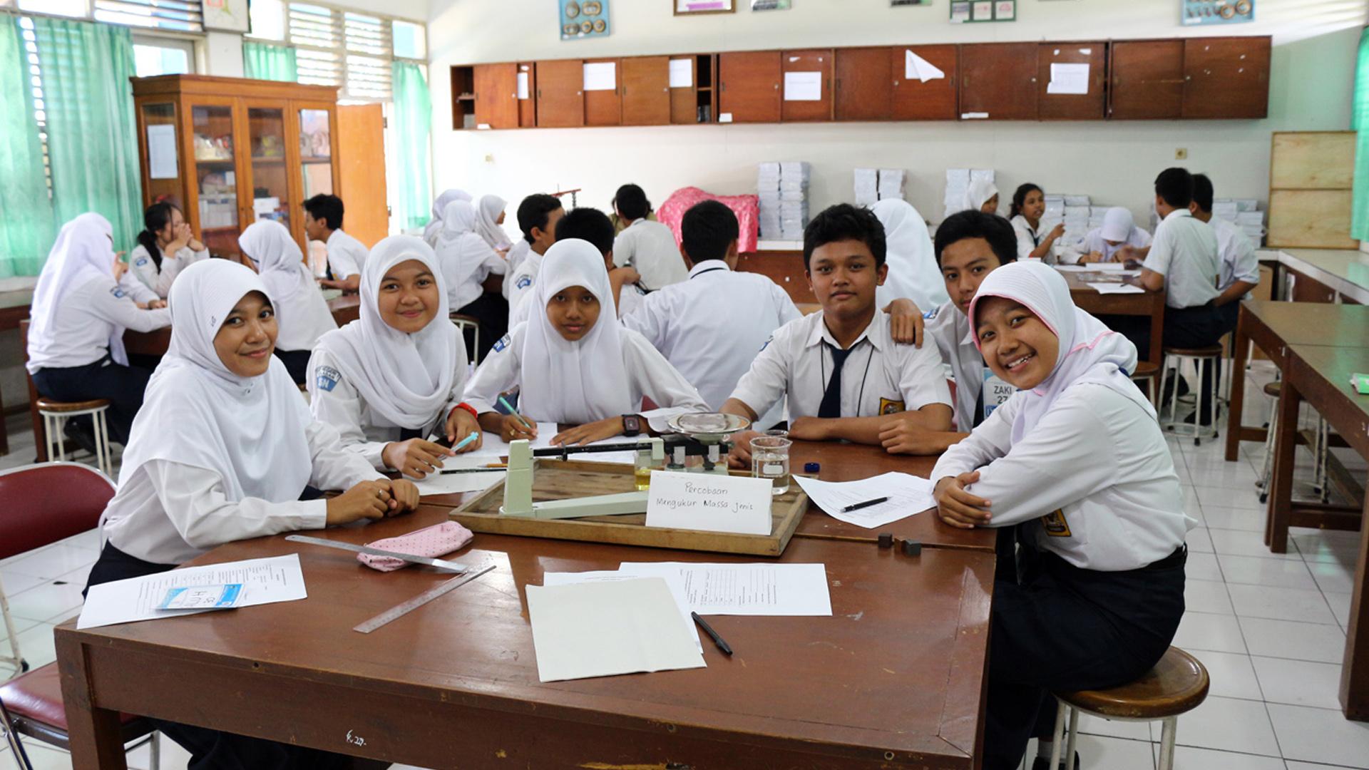 Laboratorium IPA SMP Negeri 1 Kalasan